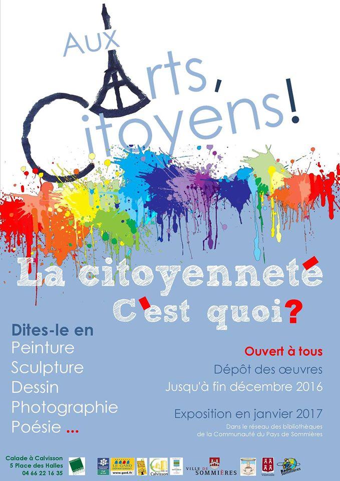 Aux Arts, Citoyens !